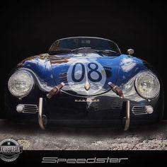 """514 Likes, 3 Comments - porsche 356 (@p.o.r.s.c.h.e.356) on Instagram: """"Porsche 356 Speedster Car subscriber @camipinzon356 Send your cars in direct #porsche…"""""""