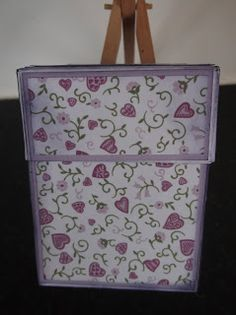 Box Bag, Flower Making, Pot Holders, Boxes, Pockets, Flowers, Crafts, Handmade, Crates