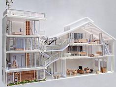 House 11 | Nhà phố ở Geylang, Singapore – Linghao Architects | KIẾN TRÚC NHÀ NGÓI