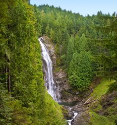 Wallace Falls [Wallace Falls State Park, Washington]