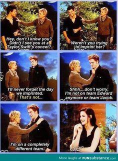 Ellen and twilight