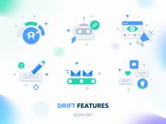 Recent work I did for Drift ^_^