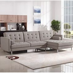 "Found it at Joss & Main - Beatrix 115"" Right-Facing Sectional"