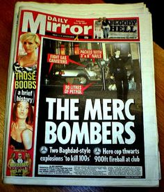 The Merc Bombers