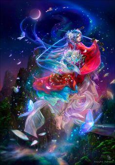 SkyHigh... By Artist Kazuha Fukami...