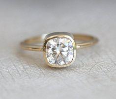 19 Best Moissanite Rings Images In 2018 Moissanite Rings Diamond