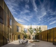 Gallery of Urban Hospice / NORD Architects - 7