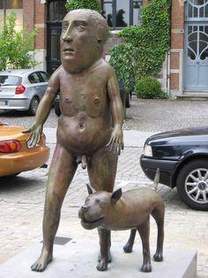 josé vermeersch - bronze