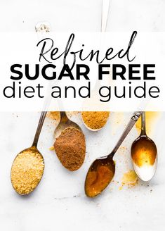 This refined sugar free diet plan and eating guide will help you to make healthier eating choices. By using our healthy eating tips and natural sugar recipes, you can improve your overall health! diet plan Refined Sugar Free Diet Plan and Guide Sugar Free Diet Plan, Free Diet Plans, No Sugar Diet, No Sugar Foods, Sugar Free Eating, Sugar Sugar, Sugar Detox Recipes, Diet Recipes, Sugar Free Recipes Healthy