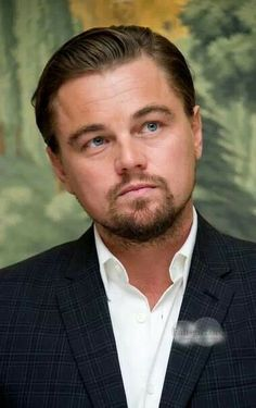 Leonardo DiCaprio Wolf of Wall Street Press Conference