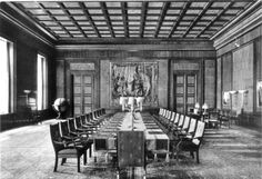 The Reichs Cabinet Hall