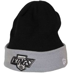 New Era Contrast Cuff Beanie LA Kings ★★★★★