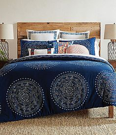 Trina Turk Costa Medallion Bedding Collection #Dillards