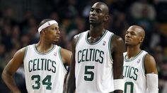 My Men! The big 3