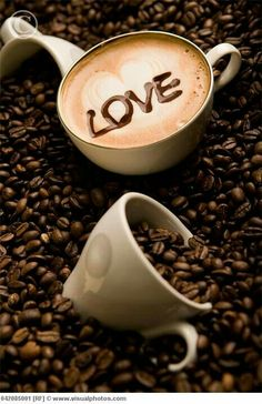 Coffee, Love, Same Thing