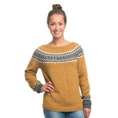 1002E - Eco ull, Merdø sommergenser - strikkepakke