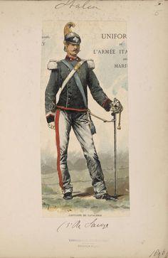 Savoia cavalleria 1894