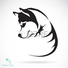Siberian Husky Royalty Free Cliparts, Vectors, And Stock ...
