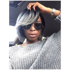 """It can not be repeated enough, bob is one of the most versatile looks ever. We wear with style the French """"bob"""", a classic that gives your appearance a little je-ne-sais-quoi. Here is """"bob"""" Despite its unpretentious… Continue Reading → Black Bob Hairstyles, Sleek Hairstyles, Afro Hairstyles, Straight Hairstyles, Bob Haircuts, Ethnic Hairstyles, Hairstyles Pictures, Layered Haircuts, Dark Burgundy Hair Color"""