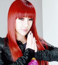 Bom Red Hair