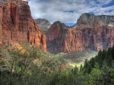 Zion National Park, Utah | National & State Parks Categories