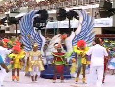 Carnaval 2009 - Enredo: Filhos da Águia é sonho, cor e fantasia! E leva Mônica e sua turma a França com alegria.