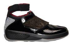 best service 6eb64 3fe0c Model  Air Jordan , Air Jordan 20 (XX) Colorway  Black   Stealth – Varsity  Red Style Code  Release Date