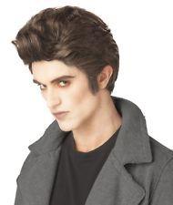 #eBay #Halloween 70198 LOVE AT FIRST BITE EDWARD TWILIGHT VAMPIRE FUNNY HALLOWEEN COSTUME WIG