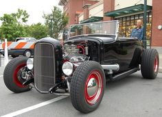 Vancouver, Hot Rods, Antique Cars, Street Rods, Park, Summer, Photos, Vintage Cars, Summer Time