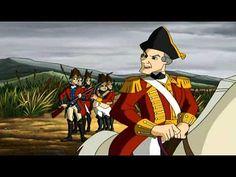 "Paul Revere - Homeschool History...Watch Liberty`s Kids: #05 ""Midnight Ride"" (1/2)"