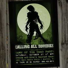 Hey, I found this really awesome Etsy listing at http://www.etsy.com/listing/105499281/zombie-dawn-of-the-dead-halloween
