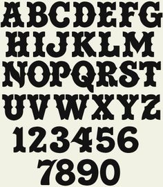 Letterhead Fonts / LHF Saddle / Western Fonts