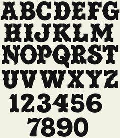 Letterhead Fonts / LHF Saddle / Western Fonts