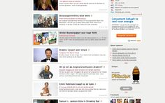 Klant: Weigt Watchers, Campagne: Oproep afvallen met Angela Veronicamagazine.nl Advertorial
