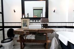 BRICKS Studio의  화장실