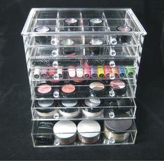 Acrylique 7- tiroir comptoir de produits de beauté maquillage organisateur tiroir de rangement--Id du produit:1302459241-french.alibaba.com