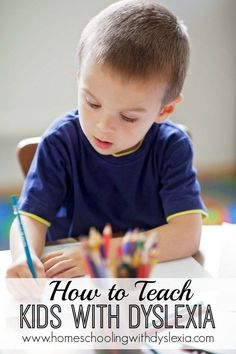 Are your teaching methods not working with your dyslexic child? Maybe you need to shake it up! When kids with dyslexia are taught with the right methods, they learn and thrive! Dyslexia Activities, Dyslexia Strategies, Dyslexia Teaching, Learning Disabilities, Teaching Reading, Teaching Kids, Educational Activities, How To Teach Kids, Teaching Methods