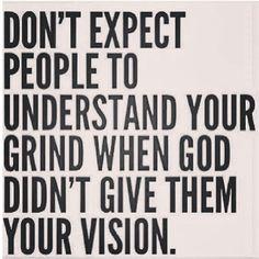 on my grind!