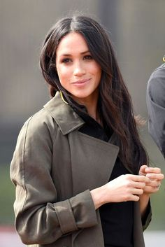 Prince Harry And Meghan Markle Attend UK Team Trials For The Invictus Games Sydney 2018 Meghan Markle Prince Harry, Prince Harry And Megan, Harry And Meghan, Diana Spencer, Meghan Markle Stil, Prinz Harry, Princess Meghan, Princesa Diana, Royal Weddings