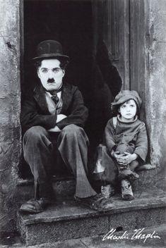 Affiche Charlie Chaplin