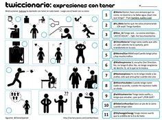 Twiccionario - Expresiones con tener