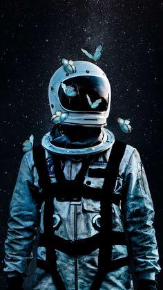 Astronaut Wallpaper - NawPic