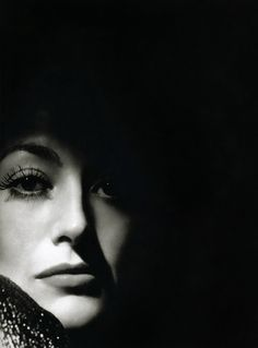Joan Crawford, winner of the Best Actress Oscar (Mildred Pierce, 1945). The AFI named her the 10th Greatest Actress.