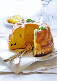 Staropolska babka wielkanocna - przepis - I Love Bake Polish Recipes, Easter Recipes, Pound Cake, Pain, Deserts, Food And Drink, Bread, Ethnic Recipes, Kitchens