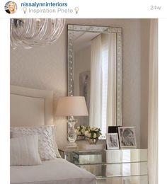 Mirror Master Bedroom