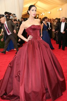 sarah silverman at the met gala 2014 - Live: Red Carpet Arrivals - NYTimes.com