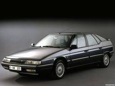 Citroen XM- I also have this one, I do love Citroen!!