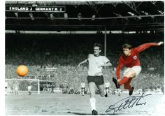 Its World Cup year, will England ever be able to repeat the feat of '66. Signed '66 World Cup goalscorer autographs available here www.universalautographs.co.uk/geoff-hurst-3-16-x-12-200-p.asp