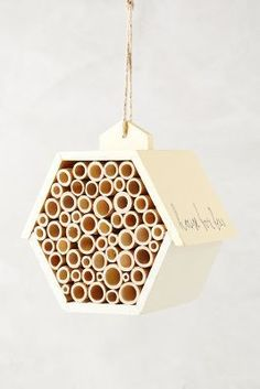 Anthropologie Honeybee House
