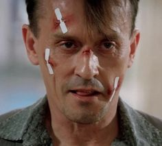 """Robert Knepper / Theodore """"T-Bag"""" Bagwell / Prison Break Theodore Bagwell, Prison Break 3, Michael Scofield, Broken Love, Bag Quotes, T Bag, Movies And Series, We Heart It, Actors"""